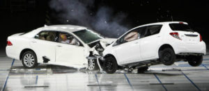 car accident injuries from front end collision