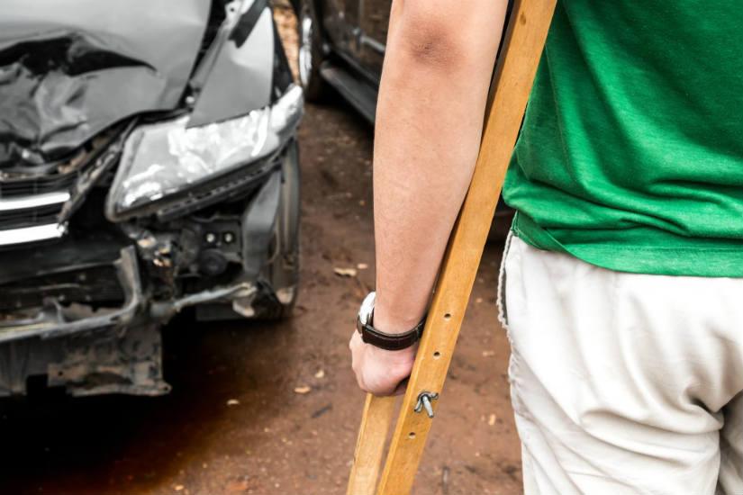 orthopedic car crash injury