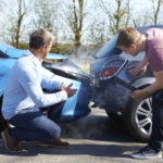 car accident injuries from rear end collision